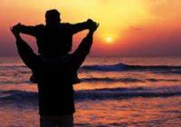 व्यक्ति के अस्तित्व का मूल बिंदु हैं पिता