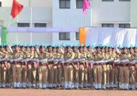 प्रशिक्षण पूरा…490 आरक्षकों ने ली देशभक्ति की शपथ