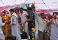 सिंधिया पहुंचे उज्जैन, युवा आक्रोश सभा में कांग्रेस कार्यकर्ताओं ने भरी हुंकार
