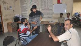 रामघाट पर चोरों की गैंग सक्रिय