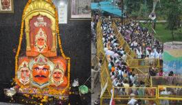 शनि मंदिर पर उमड़े श्रद्धालु : सिंहस्थ 2016 के बाद फिर दिखा ऐसा नजारा…