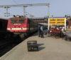रेलवे स्टेशन के प्लेटफार्म पर पहुंच जाते हैं मवेशी