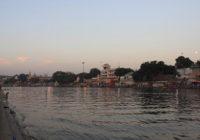 शिप्रा किनारे चैंबर चोक, नदी में मिला हजारों गैलन गंदा पानी