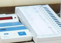 मतदान दलों को ईवीएम आज प्रदाय की जायेगी