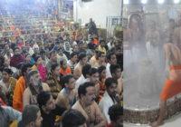 नये वर्ष की शुरुआत देवदर्शन के साथ, महाकालेश्वर मंदिर सहित अन्य मंदिरों में भी भीड़