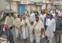 पुलवामा आतंकी हमले के बाद शहीदों को जैन संतों की श्रद्धांजलि