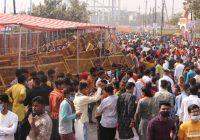 शिव-पार्वती विवाह….उमड़ा भक्तों का सैलाब