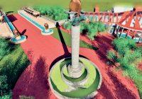 देश का पहला गो स्तंभ:पांच करोड़ की लागत से जैन तीर्थ पुष्पगिरी में होगा निर्माण
