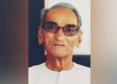 वरिष्ठ चित्रकार अक्षय अमेरिया के पिताजी का निधन