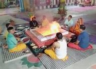 योगी आदित्यनाथ के लिए MP में नींबू-मिर्च से यज्ञ:जल्दी स्वस्थ होने के लिए उज्जैन के बगलामुखी मंदिर में 9 दिन तक देंगे आहुतियां