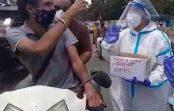 शिवराज के मंत्री मोहन के मनमाने बोल:उज्जैन में हड़ताल कर रहे स्वास्थ्य कर्मियों के लिए कहा