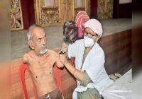 उज्जैन 1,06,457 कोरोना कवच:टीकाकरण में इंदौर देश में नंबर-1