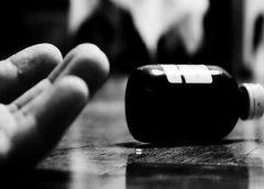 गर्भवती पत्नी की कोरोना से मौत, पति ने की आत्महत्या