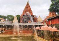 महाकालेश्वर मंदिर का पहला अनलॉक संडे : दर्शन के लिए भक्तों की भारी भीड़