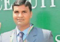 उज्जैन के पुलिस फोटोग्राफर की किस्मत चमकी:जयपुर स्टेट फारेंसिक लैब में बने सीनियर साइंटिफिक अधिकारी